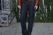 Courtney Thorne-Smith Bootcut Jeans