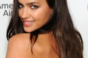 Irina Shayk Long Side Part