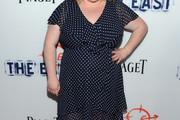 Danielle Macdonald Print Dress