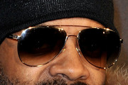 Jermaine Dupri Aviator Sunglasses