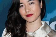 Maya Erskine Side Sweep