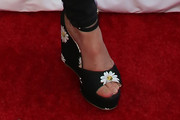 Virginia Madsen Wedges