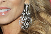 Marjorie Bach Diamond Chandelier Earrings