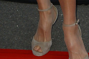 Annabel Croft Peep Toe Pumps