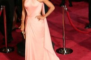 Jada Pinkett Smith Halter Dress