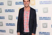 James Wolk Blazer