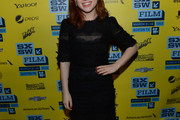 Jane Levy Little Black Dress
