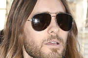 Jared Leto Aviator Sunglasses