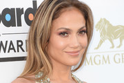 Jennifer Lopez Long Straight Cut