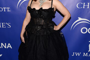 Jennifer Tilly Evening Dress