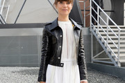 Marina Fois Leather Jacket
