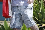 Joel Madden Long Shorts