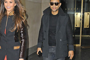John Legend Pea Coat