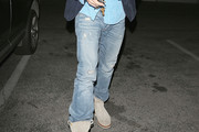 John Mayer Ripped Jeans