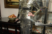 Jessica Pare Sequin Dress