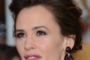 Jennifer Garner Messy Updo