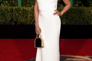 Taraji P. Henson Strapless Dress
