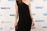 Michelle Monaghan One Shoulder Dress