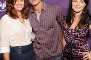 Justin Hartley Button Down Shirt