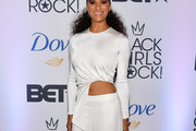 Misty Copeland Fitted Blouse