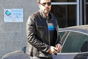 Ben Affleck Motorcycle Jacket