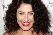 Lisa Edelstein Long Curls