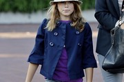 Kaia Gerber Swing Jacket