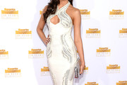 Katherine Webb Cutout Dress