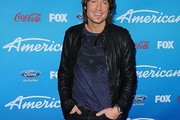 Keith Urban Leather Jacket