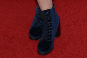Jillian Rose Reed Lace Up Boots