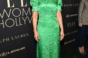 Maria Bello Evening Dress