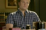 Scott Porter Button Down Shirt