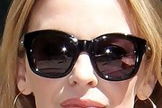 Kylie Minogue Oversized Sunglasses