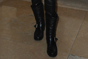 Nati Abascal Motorcycle Boots