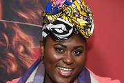 Danielle Brooks Head Scarf