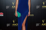 Jessica McNamee Strapless Dress