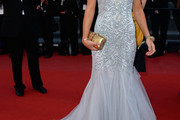 Lady Victoria Hervey Mermaid Gown