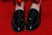 Greta Gerwig Casual Loafers