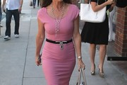 Lisa Vanderpump Day Dress