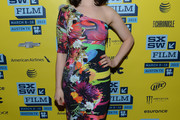 Rachel Korine One Shoulder Dress