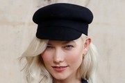 Karlie Kloss Military Cap