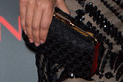 Michelle Keegan Satin Clutch