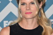 Joelle Carter Half Up Half Down