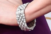 Ashley Judd Diamond Bracelet