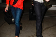 Cory Monteith Classic Jeans