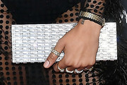 Slick Woods Metallic Clutch