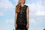Amanda Seyfried Beaded Dress