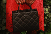 Issa Rae Quilted Purse