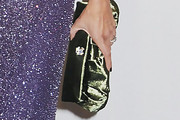 Veronica Webb Satin Clutch