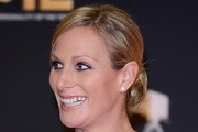Zara Phillips Chignon